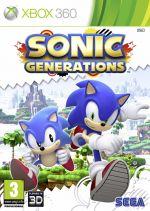 Hra pre Xbox 360 Sonic Generations