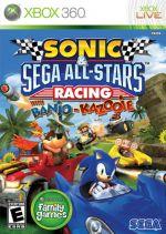 Hra pre Xbox 360 Sonic & SEGA All-Stars Racing
