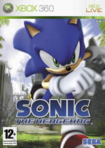 Hra pre Xbox 360 Sonic the Hedgehog