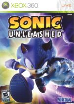 Hra pre Xbox 360 Sonic Unleashed