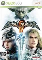 Hra pre Xbox 360 Soul Calibur IV