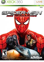 Hra pre Xbox 360 Spider-Man: Web of Shadows