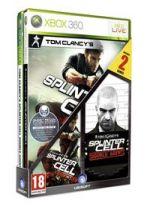 Hra pre Xbox 360 Tom Clancys Splinter Cell 4 + 5