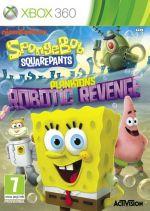 Hra pro Xbox 360 SpongeBob SquarePants: Planktons robotic revenge