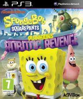 Hra pre Playstation 3 SpongeBob SquarePants: Planktons robotic revenge