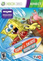 Hra pre Xbox 360 SpongeBob Surf & Skate Roadtrip