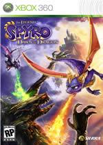 Hra pre Xbox 360 The Legend of Spyro: Dawn of the Dragon