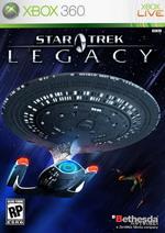 Hra pre Xbox 360 Star Trek: Legacy