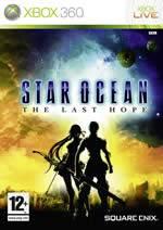 Hra pre Xbox 360 Star Ocean: The Last Hope