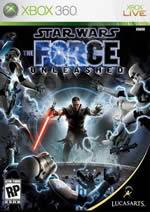 Hra pre Xbox 360 Star Wars: The Force Unleashed