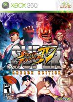 Hra pre Xbox 360 Super Street Fighter IV: Arcade Edition