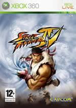 Hra pre Xbox 360 Street Fighter IV