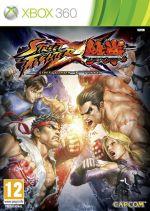 Hra pre Xbox 360 Street Fighter X Tekken