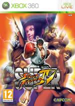 Hra pre Xbox 360 Super Street Fighter IV