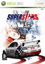 Hra pre Xbox 360 Superstars V8 Racing