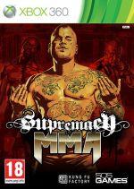 Hra pre Xbox 360 Supremacy MMA