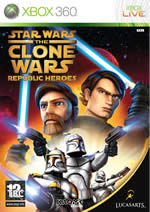 Hra pre Xbox 360 Star Wars: The Clone Wars - Republic Heroes