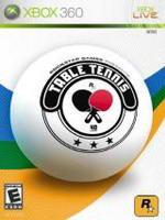 Hra pre Xbox 360 Table Tennis
