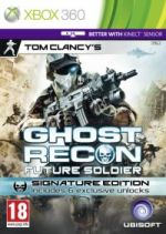 Hra pre Xbox 360 Tom Clancys Ghost Recon: Future Soldier (Signature Edition)