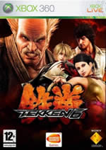 Hra pre Xbox 360 Tekken 6 + joystick (Arcade Edition)