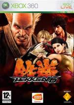 Hra pre Xbox 360 Tekken 6