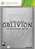 Hra pre Xbox 360 The Elder Scrolls: Oblivion (5th Anniversary Edition)