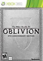 Hra pre Xbox 360 The Elder Scrolls: Oblivion (5th Anniversary Edition)