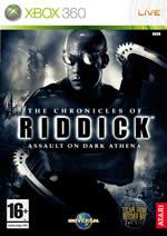 Hra pro Xbox 360 Chronicles of Riddick: Assault on Dark Athena