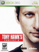 Hra pre Xbox 360 Tony Hawks Project 8