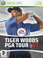 Hra pre Xbox 360 Tiger Woods PGA Tour 07