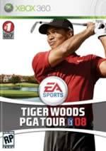 Hra pre Xbox 360 Tiger Woods PGA Tour 08
