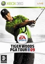 Hra pre Xbox 360 Tiger Woods PGA Tour 09