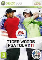 Hra pre Xbox 360 Tiger Woods PGA Tour 11