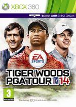 Hra pro Xbox 360 Tiger Woods PGA Tour 14