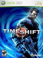 Hra pre Xbox 360 TimeShift