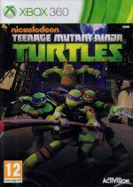 Hra pre Xbox 360 Teenage Mutant Ninja Turtles (nickelodeon)