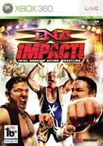 Hra pre Xbox 360 TNA Impact