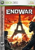 Hra pre Xbox 360 Tom Clancys: End War