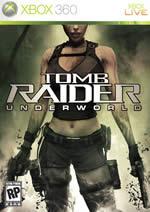 Hra pre Xbox 360 Tomb Raider 8: Underworld