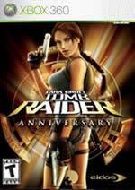 Hra pre Xbox 360 Tomb Raider: Anniversary