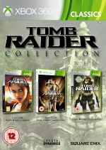 Hra pro Xbox 360 Tomb Raider Collection (7, 8, Anniversary)