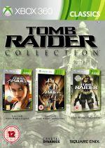 Hra pre Xbox 360 Tomb Raider Collection (7, 8, Anniversary)