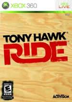 Hra pre Xbox 360 Tony Hawk: RIDE + skateboard