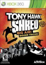 Hra pre Xbox 360 Tony Hawk: Shred + skateboard