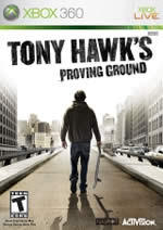 Hra pre Xbox 360 Tony Hawks Proving Ground