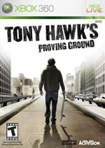 Hra pre Xbox 360 Tony Hawks Proving Ground
