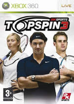 Hra pro Xbox 360 Top Spin 3 [bez pečeti]