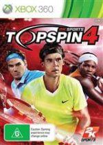 Hra pre Xbox 360 Top Spin 4