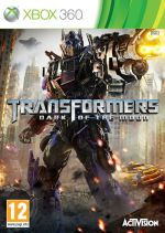 Hra pro Xbox 360 Transformers: Dark of the Moon
