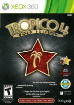 Hra pre Xbox 360 Tropico 4 (Gold Edition)
